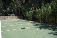 Five-a-side football court