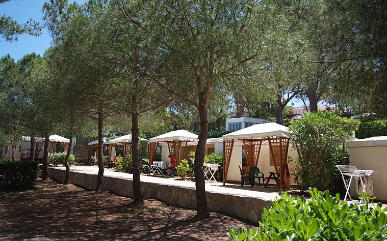 Camping Isola d'Elba: camping, bungalow, residence